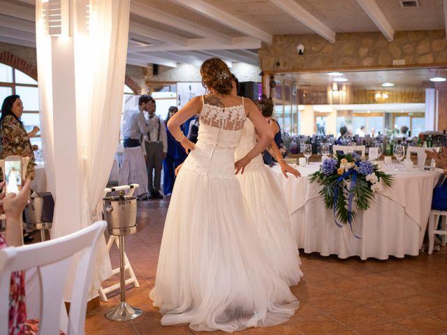 La boda de Alba y Yolanda en Playa De Daimús, Valencia 28