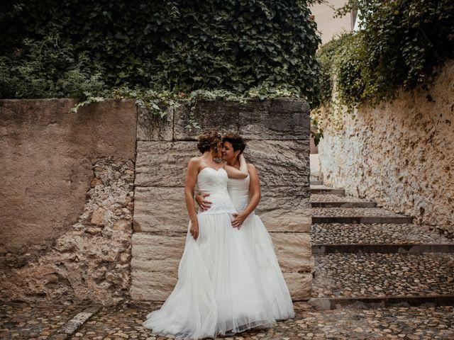 La boda de Alba y Yolanda en Playa De Daimús, Valencia 1