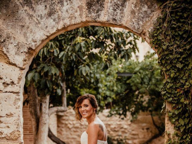 La boda de Alba y Yolanda en Playa De Daimús, Valencia 37
