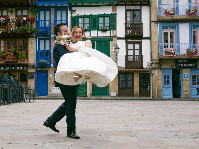 La boda de Ivan y Itziar en Hondarribia, Guipúzcoa 20