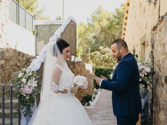 La boda de Jesus y Lorena en La Pineda, Tarragona 16