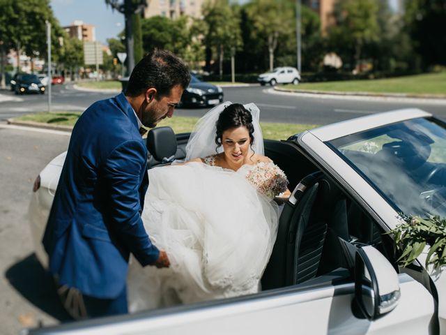 La boda de Jesus y Lorena en La Pineda, Tarragona 22