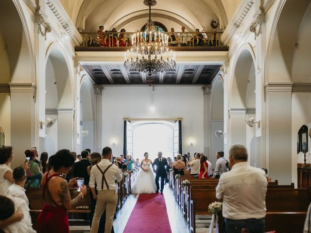 La boda de Jesus y Lorena en La Pineda, Tarragona 24