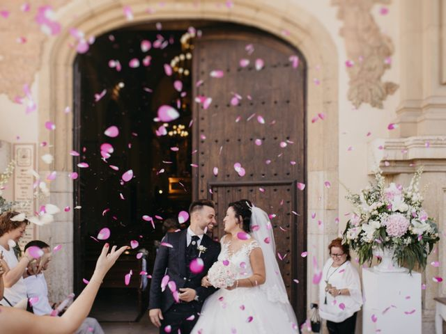 La boda de Jesus y Lorena en La Pineda, Tarragona 29