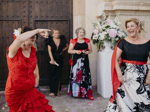 La boda de Jesus y Lorena en La Pineda, Tarragona 33
