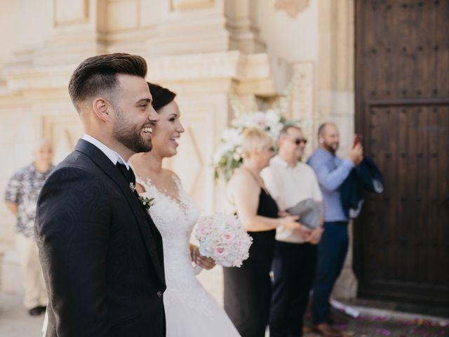 La boda de Jesus y Lorena en La Pineda, Tarragona 34
