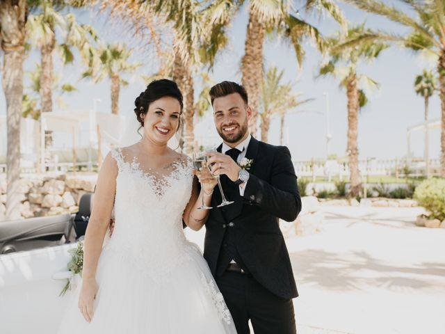 La boda de Jesus y Lorena en La Pineda, Tarragona 39