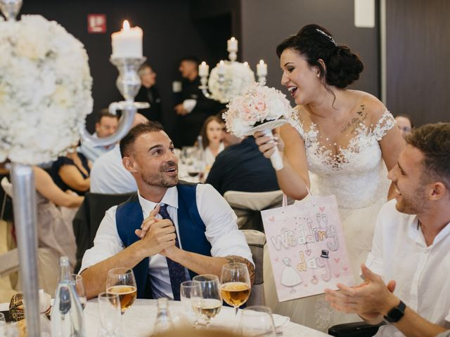 La boda de Jesus y Lorena en La Pineda, Tarragona 50
