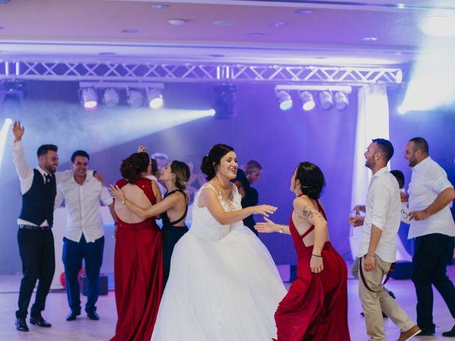 La boda de Jesus y Lorena en La Pineda, Tarragona 54