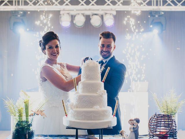 La boda de Jesus y Lorena en La Pineda, Tarragona 59