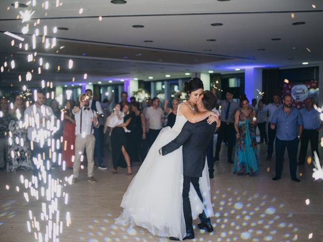 La boda de Jesus y Lorena en La Pineda, Tarragona 62