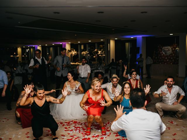 La boda de Jesus y Lorena en La Pineda, Tarragona 68