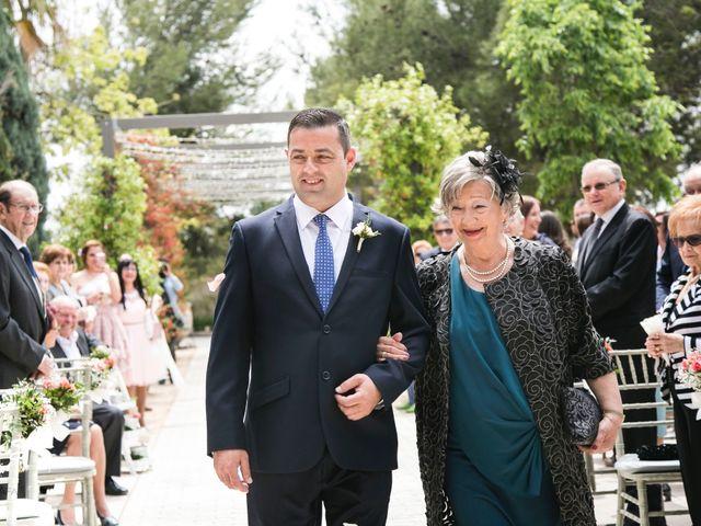 La boda de Roger y Inma en Vila-real/villarreal, Castellón 45