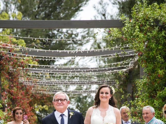 La boda de Roger y Inma en Vila-real/villarreal, Castellón 46