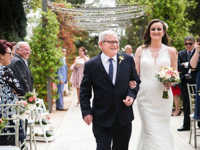 La boda de Roger y Inma en Vila-real/villarreal, Castellón 47