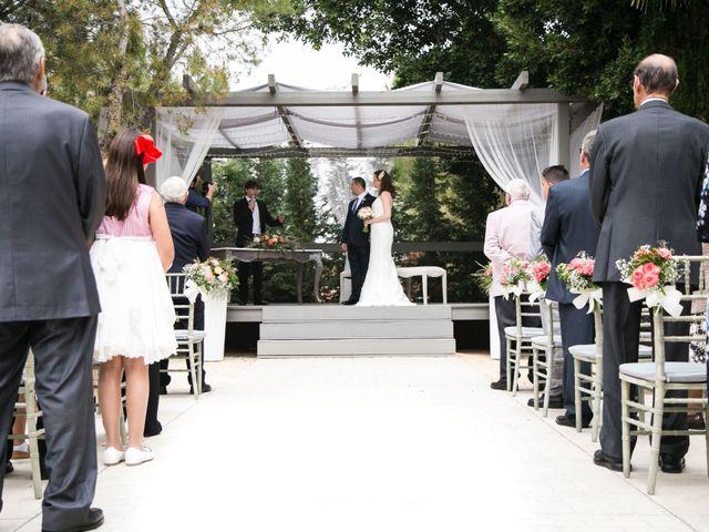 La boda de Roger y Inma en Vila-real/villarreal, Castellón 49