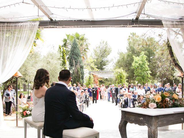 La boda de Roger y Inma en Vila-real/villarreal, Castellón 55