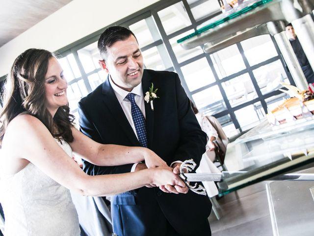 La boda de Roger y Inma en Vila-real/villarreal, Castellón 75