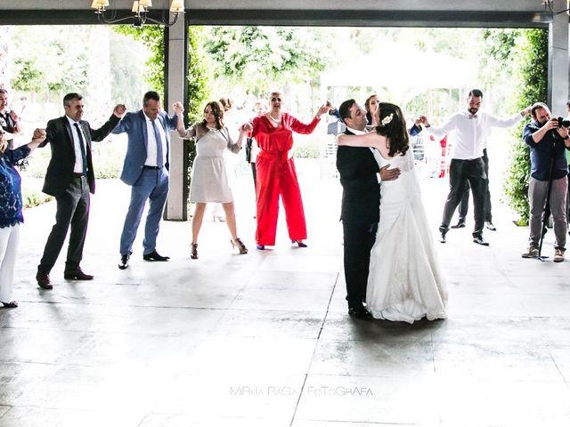 La boda de Roger y Inma en Vila-real/villarreal, Castellón 86