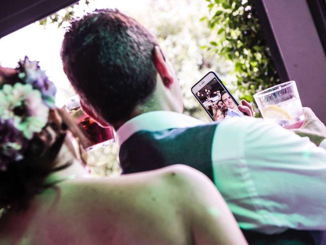La boda de Roger y Inma en Vila-real/villarreal, Castellón 94