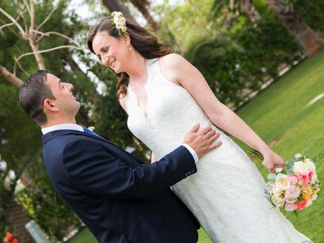La boda de Roger y Inma en Vila-real/villarreal, Castellón 97