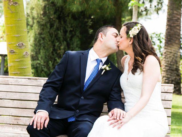 La boda de Roger y Inma en Vila-real/villarreal, Castellón 106