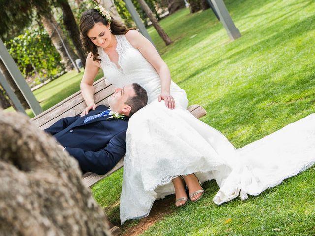 La boda de Roger y Inma en Vila-real/villarreal, Castellón 109