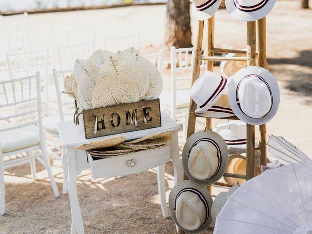 La boda de Jorge y María en Altea, Alicante 25