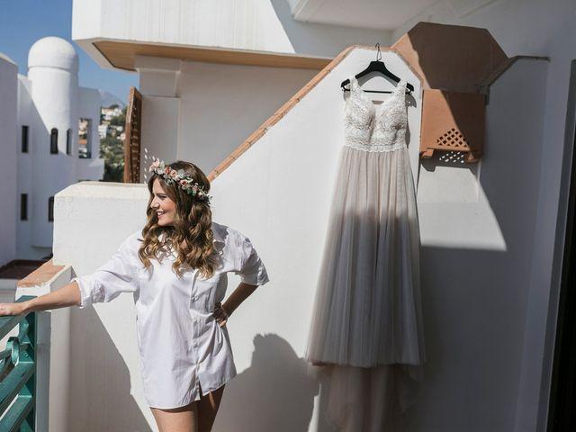 La boda de Jorge y María en Altea, Alicante 26