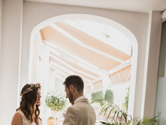 La boda de Jorge y María en Altea, Alicante 35