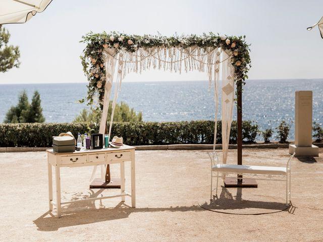 La boda de Jorge y María en Altea, Alicante 41
