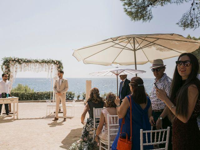 La boda de Jorge y María en Altea, Alicante 45