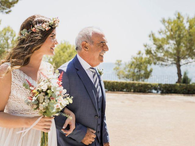 La boda de Jorge y María en Altea, Alicante 48