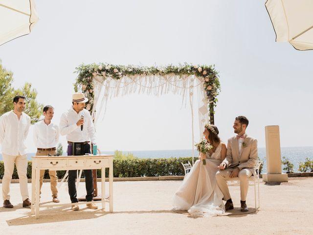 La boda de Jorge y María en Altea, Alicante 51