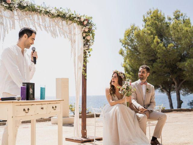 La boda de Jorge y María en Altea, Alicante 54