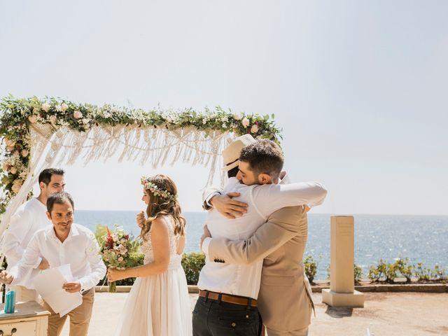 La boda de Jorge y María en Altea, Alicante 55