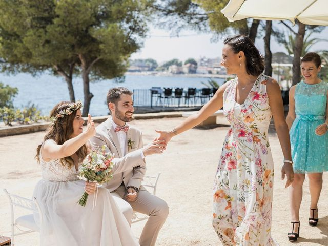 La boda de Jorge y María en Altea, Alicante 58