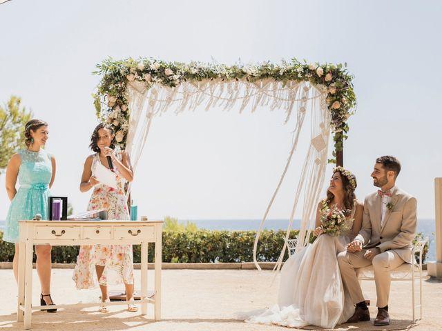 La boda de Jorge y María en Altea, Alicante 59