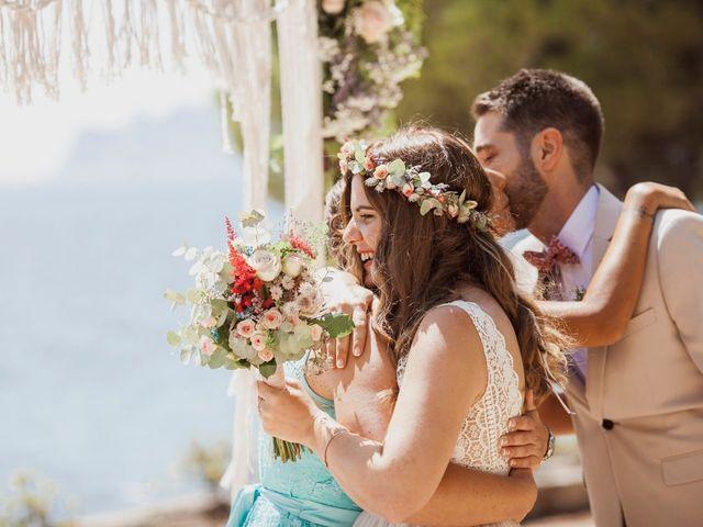 La boda de Jorge y María en Altea, Alicante 60