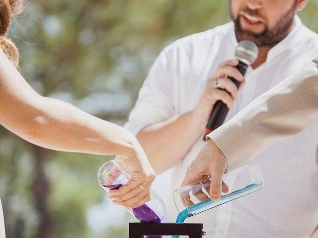La boda de Jorge y María en Altea, Alicante 61