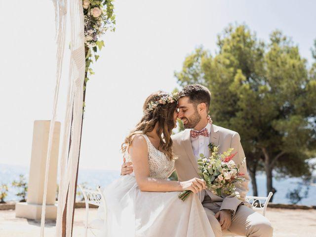 La boda de Jorge y María en Altea, Alicante 62
