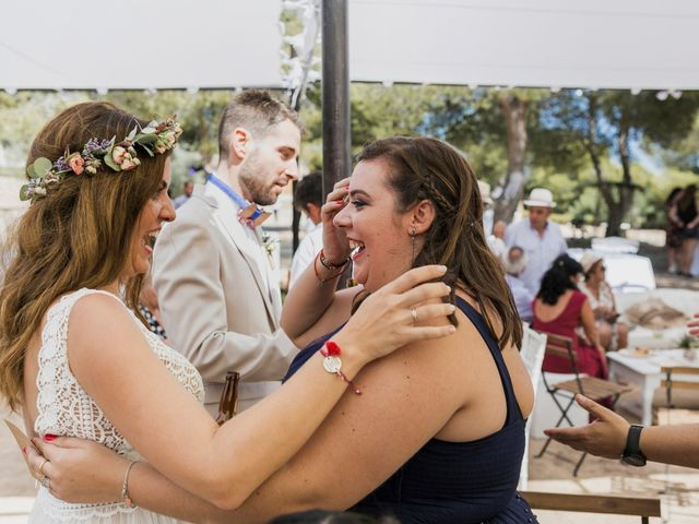La boda de Jorge y María en Altea, Alicante 72