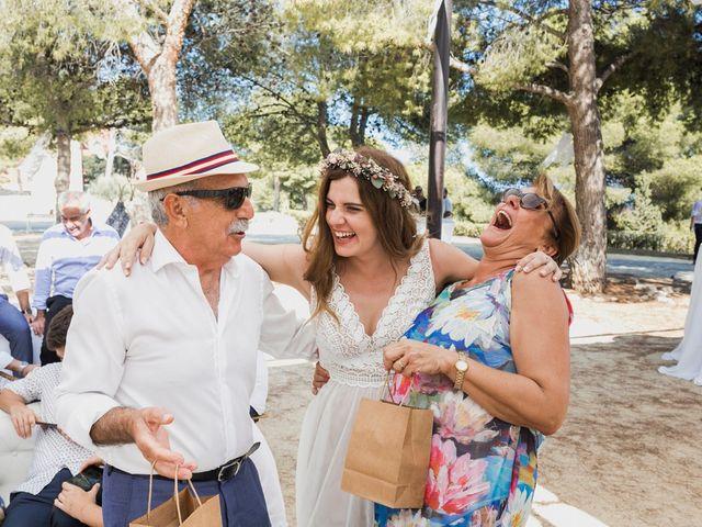 La boda de Jorge y María en Altea, Alicante 74