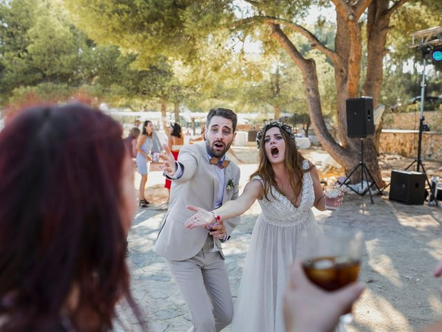 La boda de Jorge y María en Altea, Alicante 78