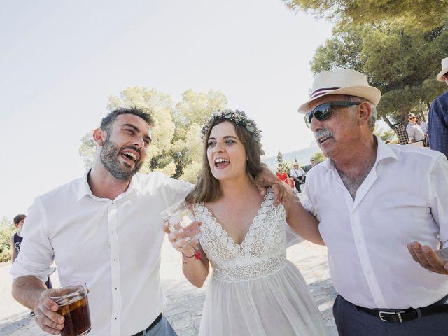 La boda de Jorge y María en Altea, Alicante 79
