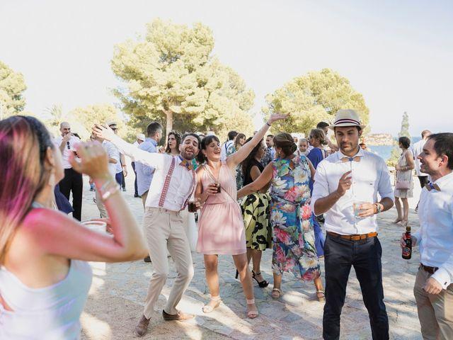 La boda de Jorge y María en Altea, Alicante 80