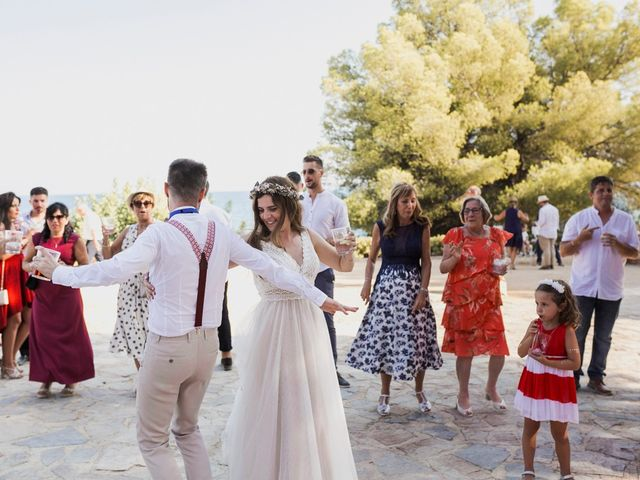 La boda de Jorge y María en Altea, Alicante 81