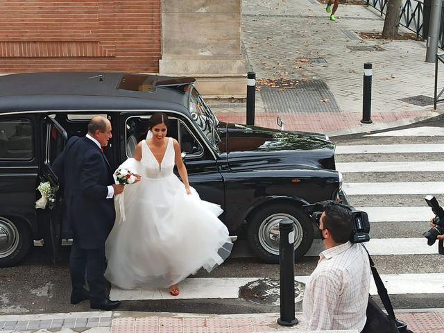 La boda de Dani y Sandra en Madrid, Madrid 2
