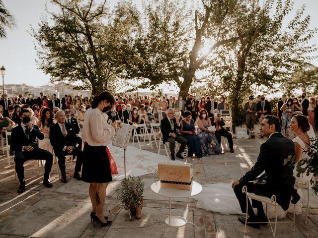 La boda de Nacor y Delia en Torredelcampo, Jaén 42