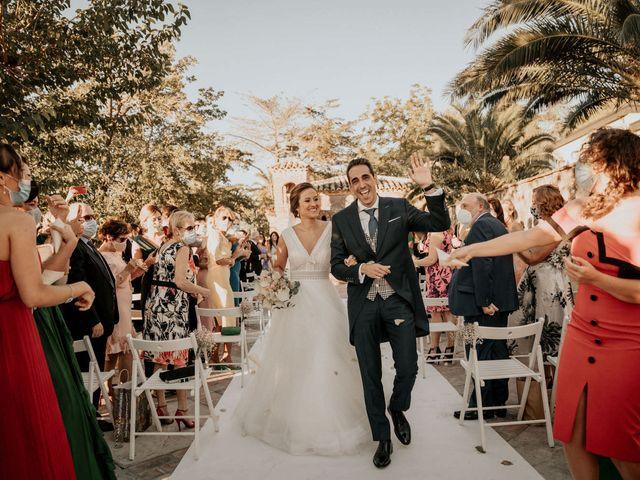 La boda de Nacor y Delia en Torredelcampo, Jaén 1